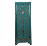 Yajutang Cabinet Handpainted turquoise