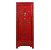Yajutang Cabinet handpainted red