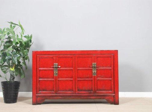 Yajutang Sideboard 4 door antique used chinarot