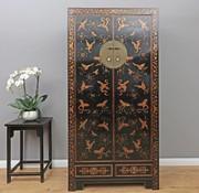Yajutang Wedding cabinet 2 doors painted