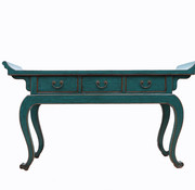 Yajutang altartable Waisted drawers cabriole legs