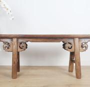 Yajutang Antique stool wooden stool solid wood