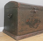 Yajutang Antique Chinese chest black