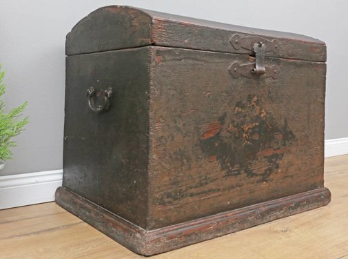 Yajutang Antique Chinese chest black