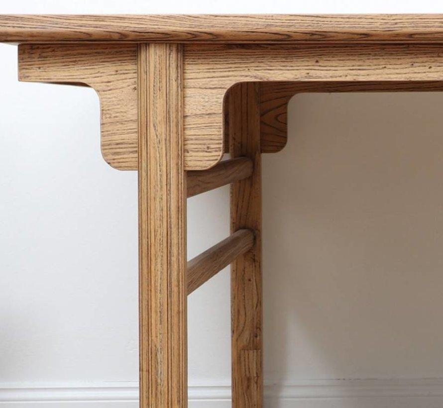 Table Dining table Kitchen table Dining table Solid wood