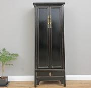 Yajutang Chinese wedding cupboard black