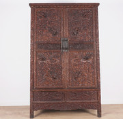 Yajutang Antique wedding cabinet 2 doors