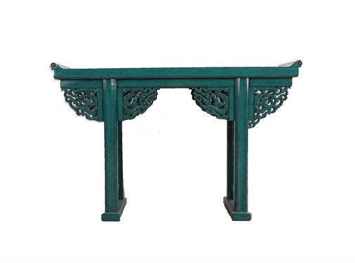 Yajutang Table side table tea table tuquoise