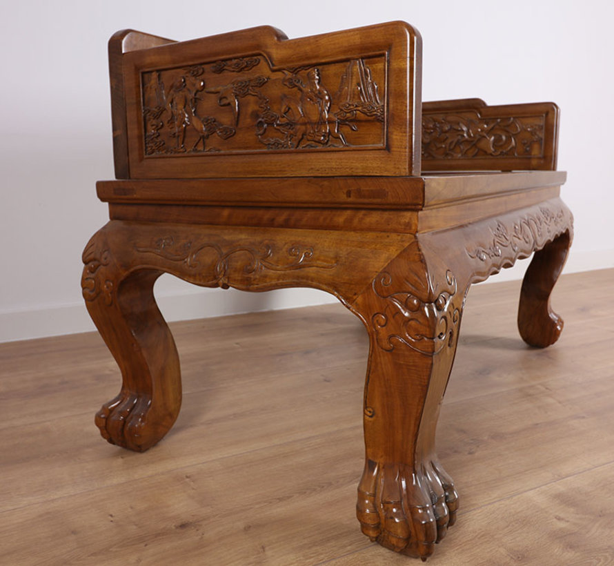 Sofa chair massivewood from China