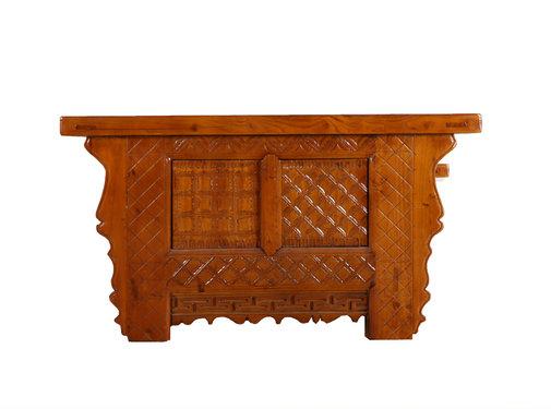 Yajutang Antikes Sideboard 2 doors brown