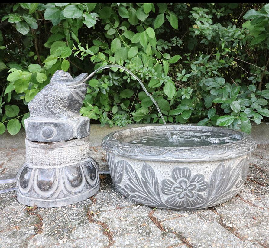 Natural stone fountain Garden fountain ornamental garden decoration