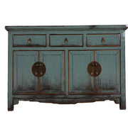 Yajutang Antikes Sideboard 4 doors 3 drawers