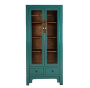 Yajutang Showcase 2 doors 2 drawer