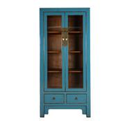 Yajutang Showcase 2 doors 2 drawers