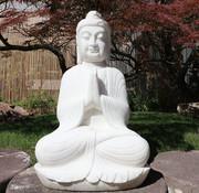 Yajutang Stone Buddha  for garden  80cm H