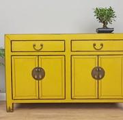 Yajutang Chinese sideboard dresser gelb