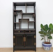 Yajutang Shelf Chinese dresser cabinet solid wood
