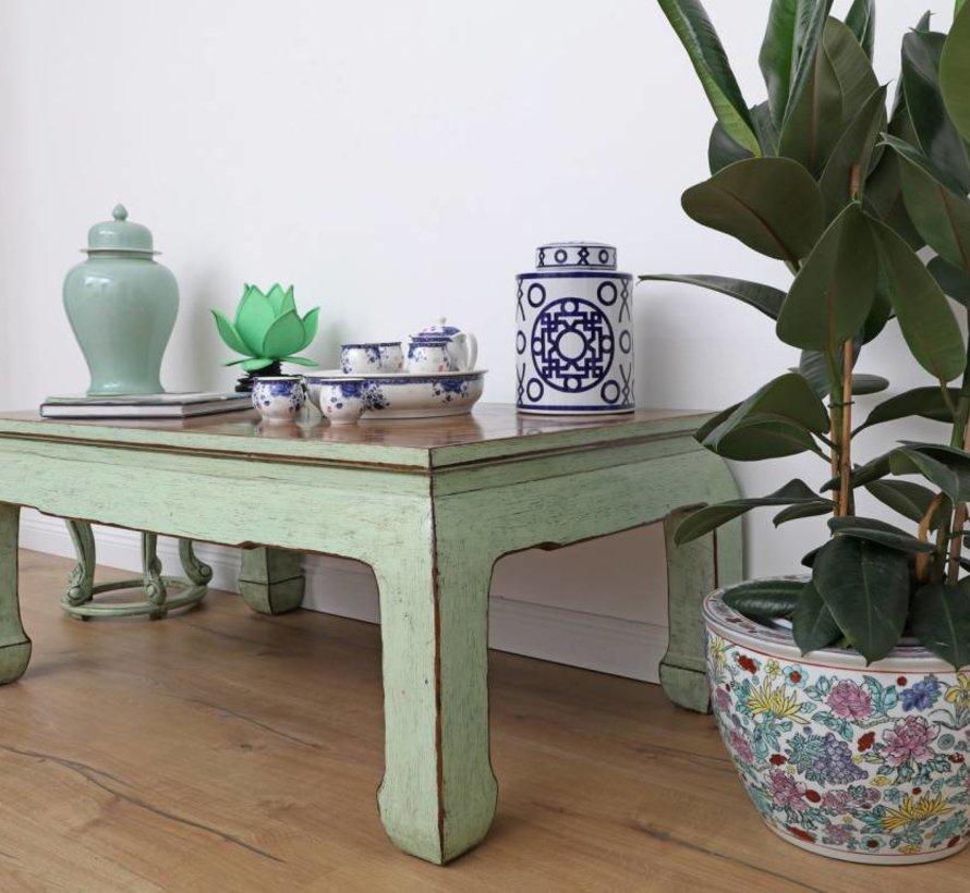 Tisch Couchtisch Sofatisch Opium Massivholz mint