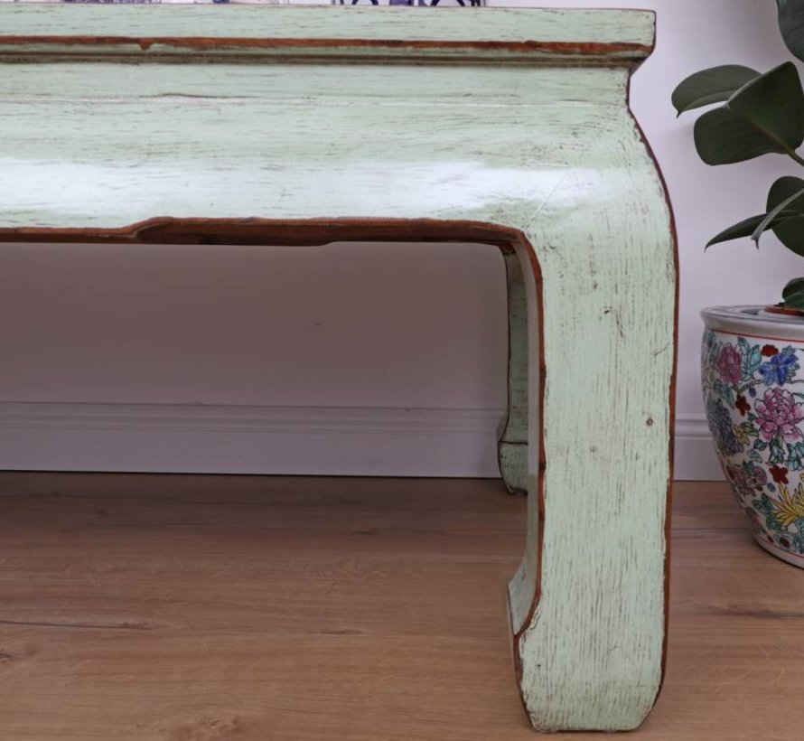 Table Coffee table Sofa table Opium solid wood mint