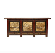 Yajutang Antique sideboard 3 doors 3 drawers