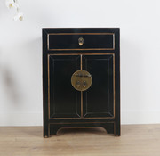 Yajutang Chinese cabinet Asian black