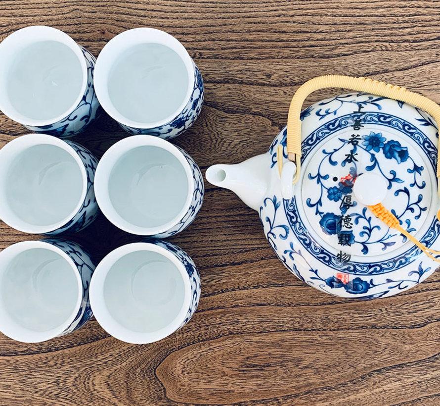 Chinesisches Porzellan Tee Set