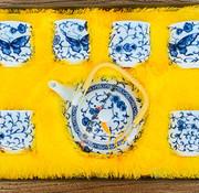 Yajutang Chinesisches Porzellan Tee Set