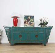 Yajutang chinese altar sideboard turquoise