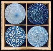 Yajutang Chinese porcelain bowls set