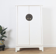 Yajutang Chinese wedding cabinet white