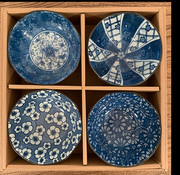 Yajutang Chinesisches Porzellan Schalen Set