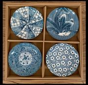 Yajutang Chinese porcelain plates