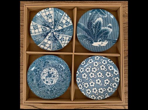Yajutang Chinesische Porzellanteller Platten