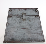 Yajutang Antique Chinese chest gray