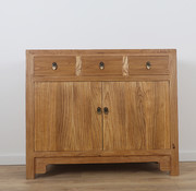 Yajutang chinese sideboard 2 doors natural