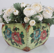 Yajutang China wooden basket Rice unit