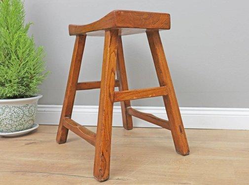 Yajutang Wooden stool solid wood