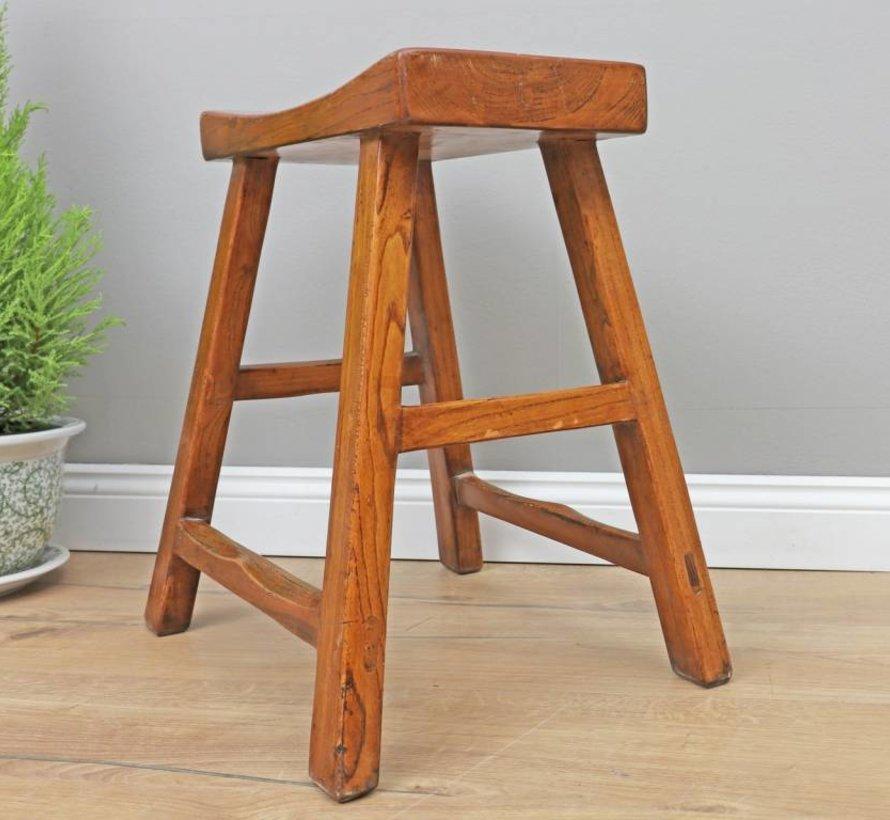 Hocker Sitzhocker Holzhocker Massivholz