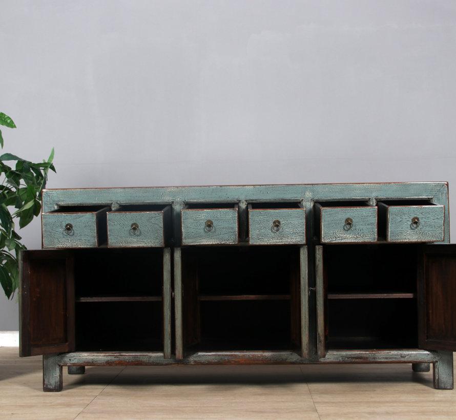 chinesisches Sideboard  Shabby-Chic-Stil