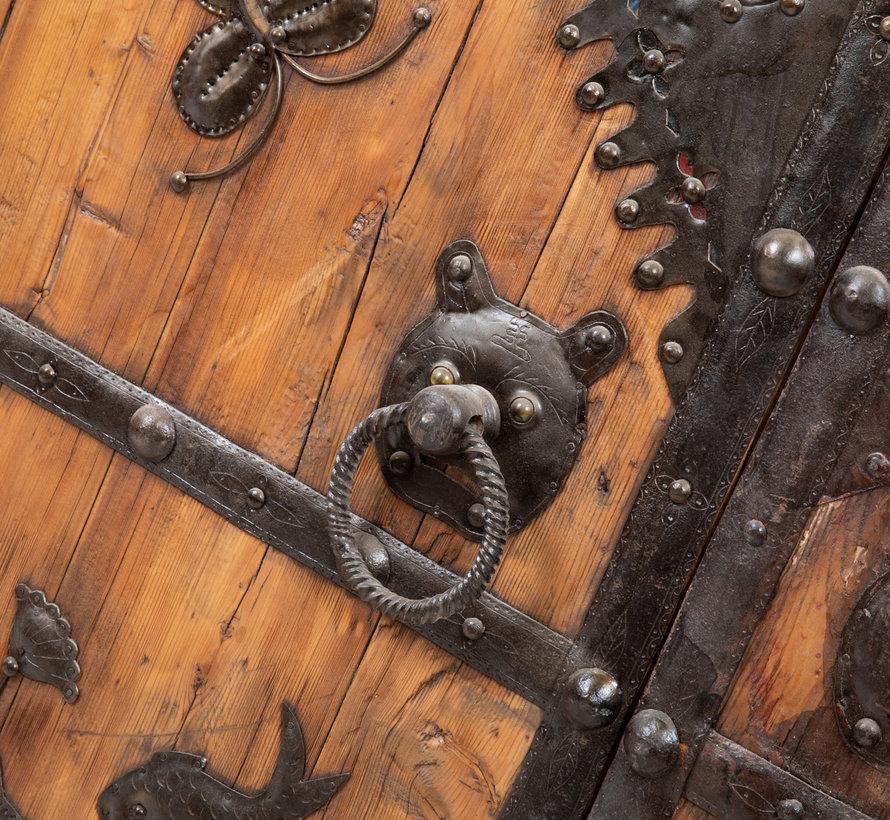 antikes Portal Türpanel aus China
