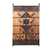 Yajutang China antique door panel