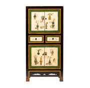 Yajutang antique chinese wedding cabinet