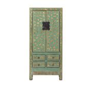 Yajutang antique chinese wedding cabinet mint
