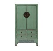 Yajutang antique  wedding cabinet mint