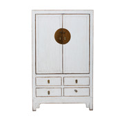 Yajutang antique chinese wedding cabinet