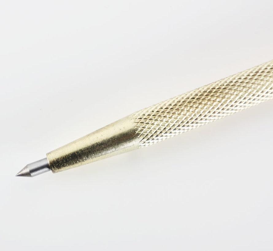 Anreißnadel Anreisser Reißnadel Glasschneider mit Wolfram Carbide Spitze