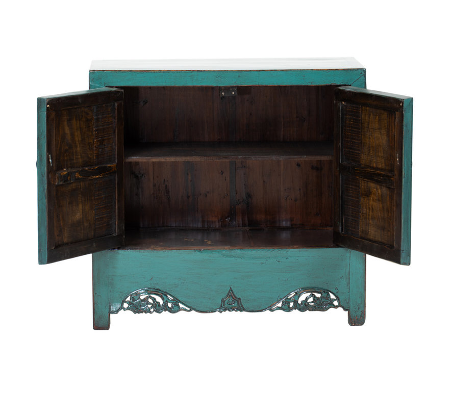 Antique chinese cabinet solid wood china Asia