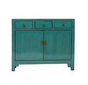 Yajutang Antique lowboard sidebboard cabinet
