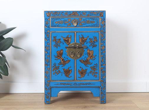 Yajutang Chest of drawers 1 drawer 2 doors painted