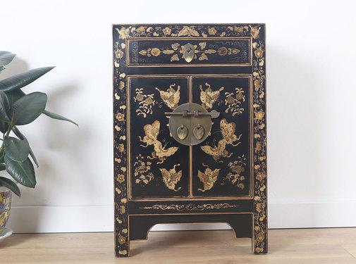 Yajutang Chinese chest of drawers hand-painted